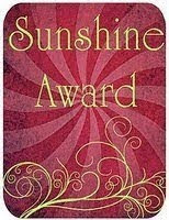 WOW Sunshine Award!