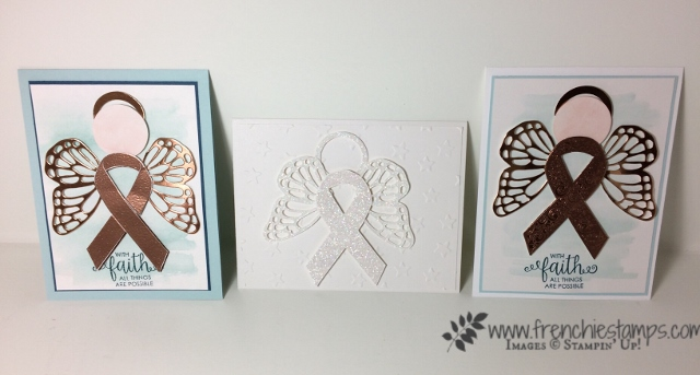 Angle Ribbon of Courage, stampin'Up!