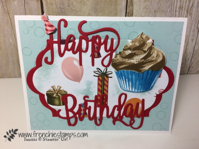Stylized Birthday, Happy Birthday Gorgeous, Sweet Cupcake, Playful Background, Lots of Labels, Birthday Memories, Video,
