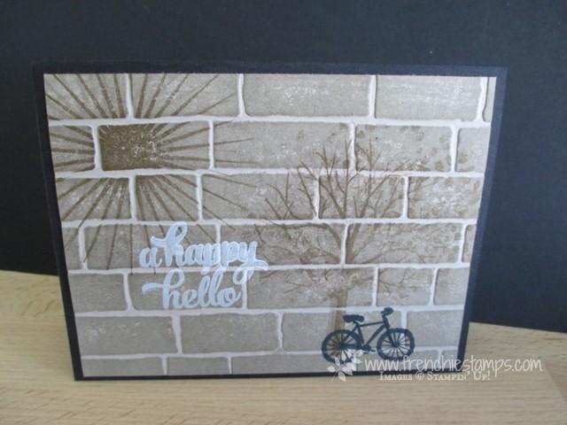 Shadow on the Brick Wall