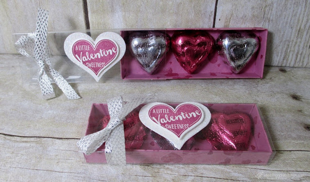 Window Slide Box Valentine