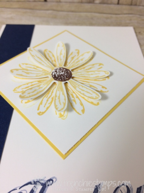Stamp on the Go Daisy Delight for Sunflowers