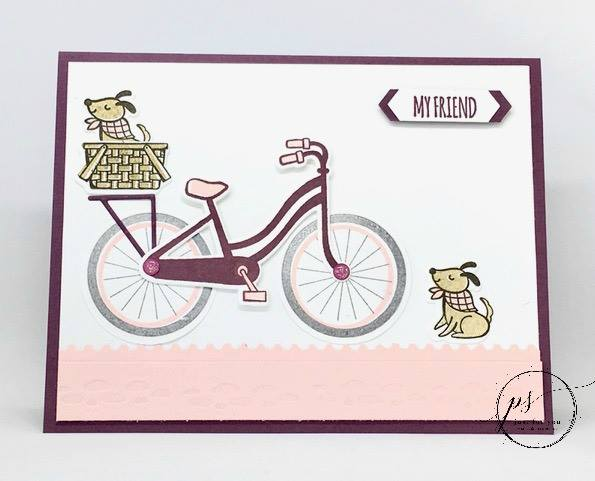 Bike Ride Bundle Save 10%, Stampin'Up!, Frenchiestamps,