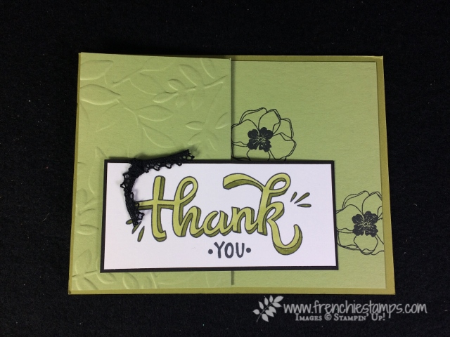 Color me Happy, Stampin'Up!, Frenchiestamps