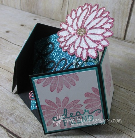 Special reason, Hello You thinlits, Stampin'Up! Frenchie Live