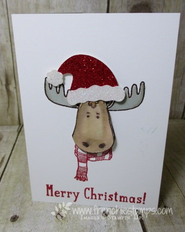 Jolly Friends Note Cards for Christmas