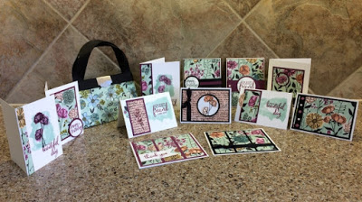Share What You Love Live Class on You Tube, One Sheet Wonder, Stampin'Up!, Frenchie Stamps,