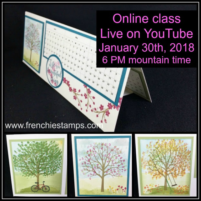 Online and Mail in Calendar Class