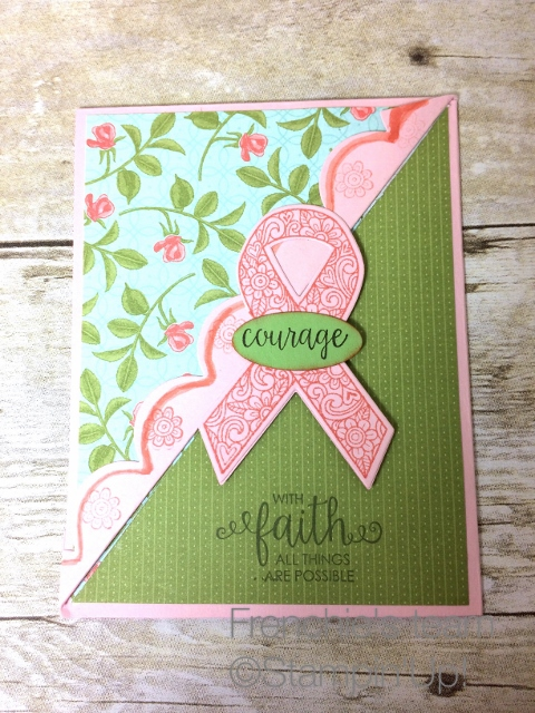 Courage of Hope Stampin'Up!