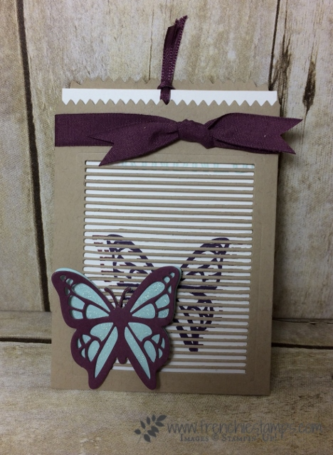 You Move Me, Move Me thinlits, Mini Treat Bag thinlits, Frenchie's Live, Stampin'Up!