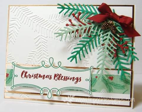 Customer Appreciation November 25% stamp sets and new Stitched Framelits