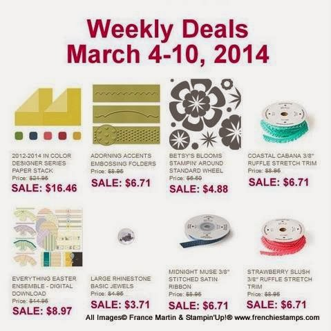 Deal of the Week plus last chance best of 25 - Frenchie Stamps