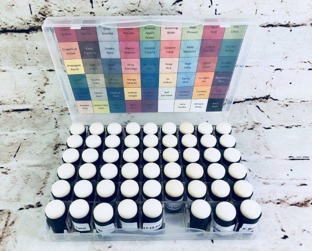 Dauber Case, Stampin'Up! all color dauber, Organize your Dauber,