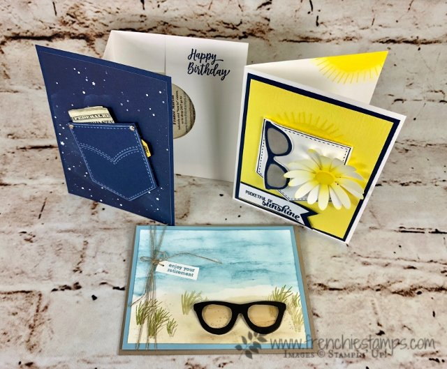 Pocket of Sunshine, Frenchie Summer Class, Stampin'Up!,