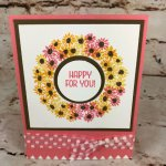 Stamparatus Circle, Wreath, Bouquet Blooms, Bike Ride, Delicate Lace Edgelits, Stampin