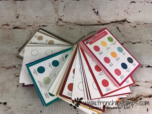 Stampin'Up! Free Color Coach