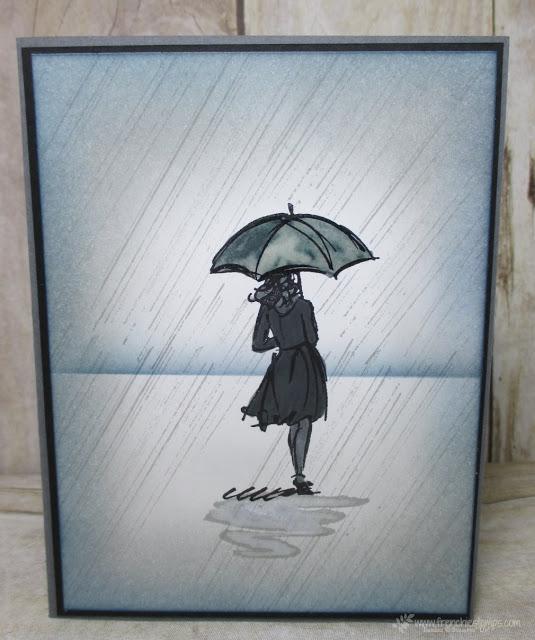 Beautiful YOu in the rain