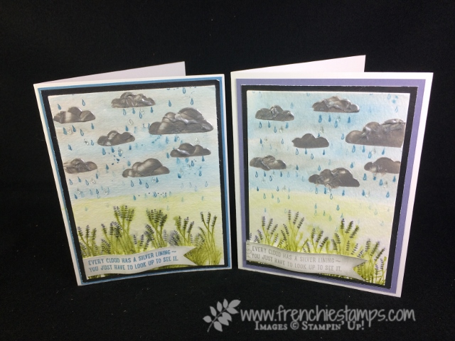 April shower bring May Flowers, Weather Together, Sprinkle of Life, Daisy Delight, Stampin'Up!