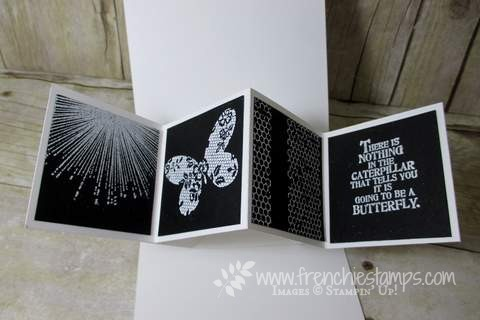 Greatest Greeting, butterflies thinlits, Wherever You Go, Butterfly Basic, Pivot Card, Stampin'Up!