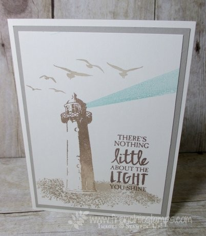High Tide, Stampin'Up!