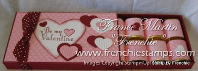 Frenchie craft room & Valentine Nugget Box