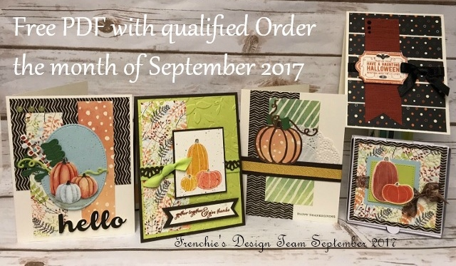 Pick a Pumpkin, Labels of Love, Everyday Label Punch, Stampin'Up!
