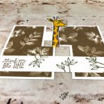 Easy Impossible card, Animal Outing, Stampin