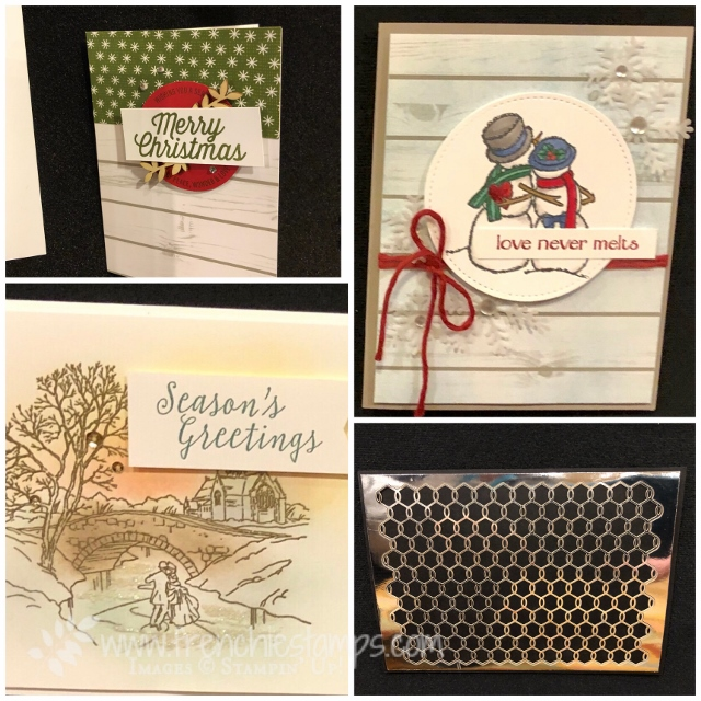 Stampin'Up! Holiday catalog Release - Frenchie Stamps