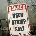 Frenchie used stamps sales, all while supplies last first come first serve. Stampin