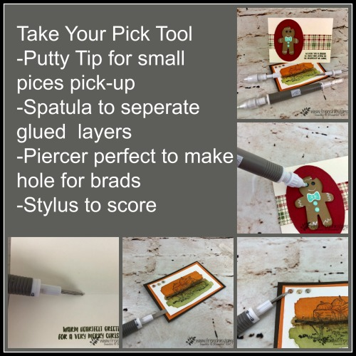 Take Your Pick Tool Tips