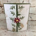Gated Fold and Bouquet Blooms bundle. All product are from Stampin