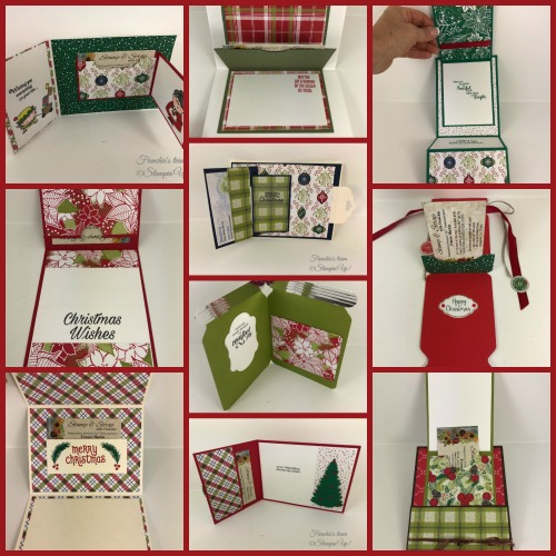 Cards for Gift Card Holder