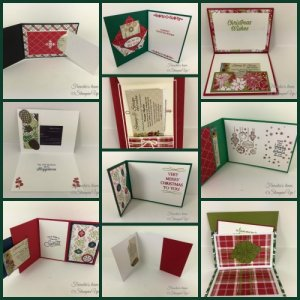 Gift Card Holders by Frenchie's team part 1