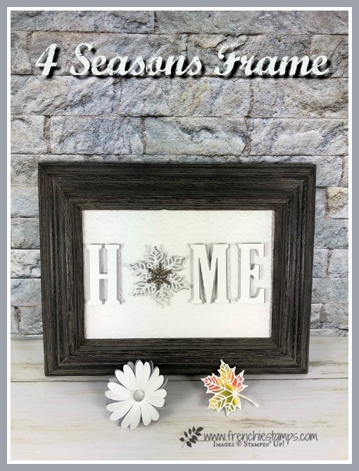 4 Seasons Home Frame