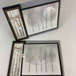 Winter Woods is perfect for a masculine card and can be so soft and simple. All product by Stampin