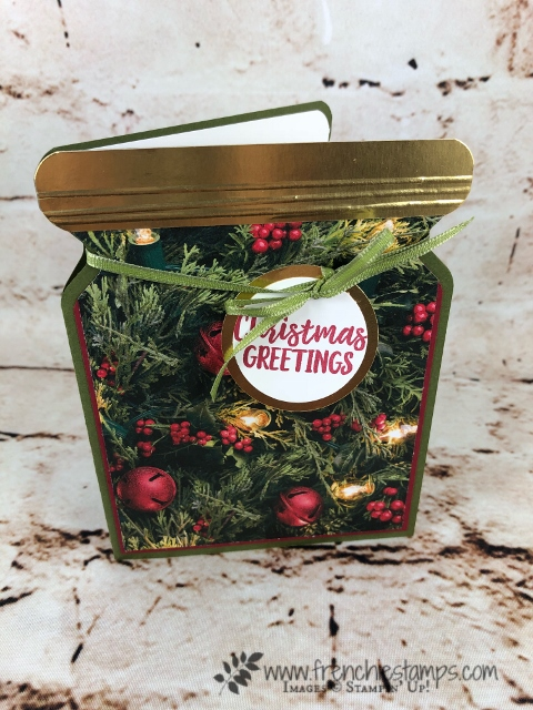 Christmas Jar Card