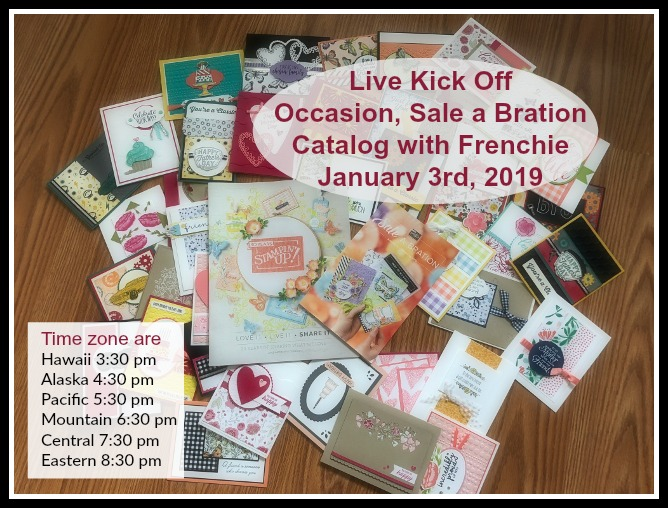 Sale a Bration and Occasion Kick Off Live