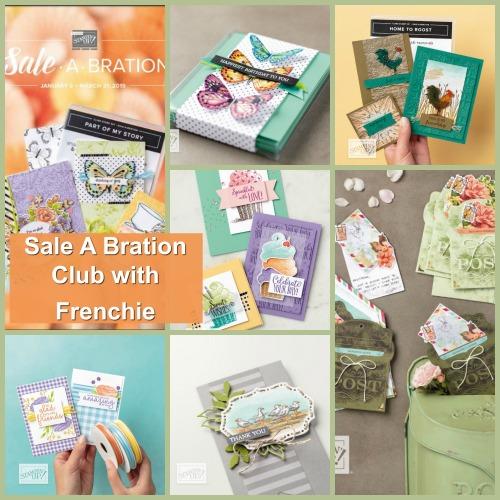 Sale a Bration Club