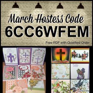 Frenchie Stamps Customer appreciation for the month of March 2019. Many technique and great spring cards.