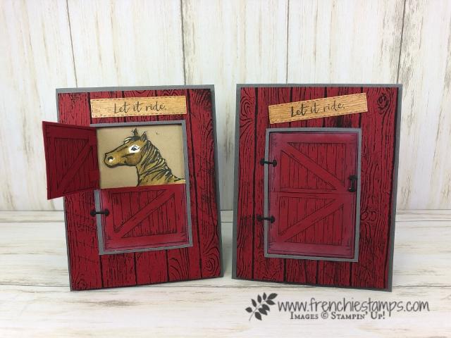 Half Barn Door for Horse