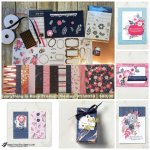 Everything is Rosy exclusive kit Bundle by Stampin