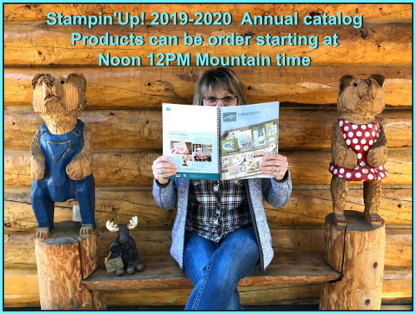 Stampin'Up! 2019-2020 Catalog Release Today