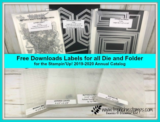 Easy Way To Organize Your Stampin'Up! Products
