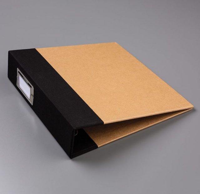 Album to store your paper pumpkin stamp set