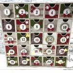 Tip on how to assemble the Christmas Countdown Project kit by Stampin