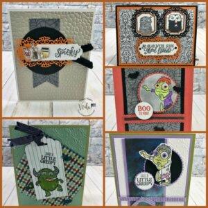 Halloween Card Showcase