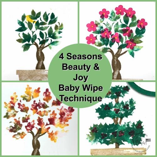 Beauty and Joy 4 seasons