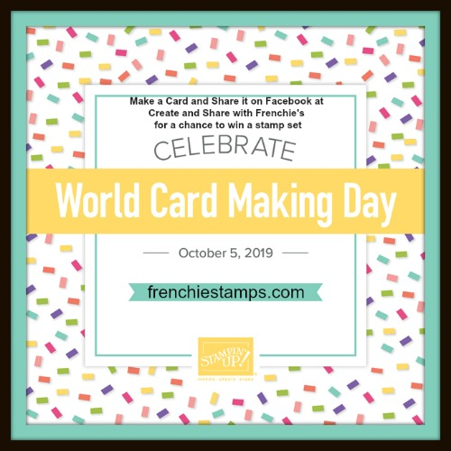 Celebrate Word Card Making Day