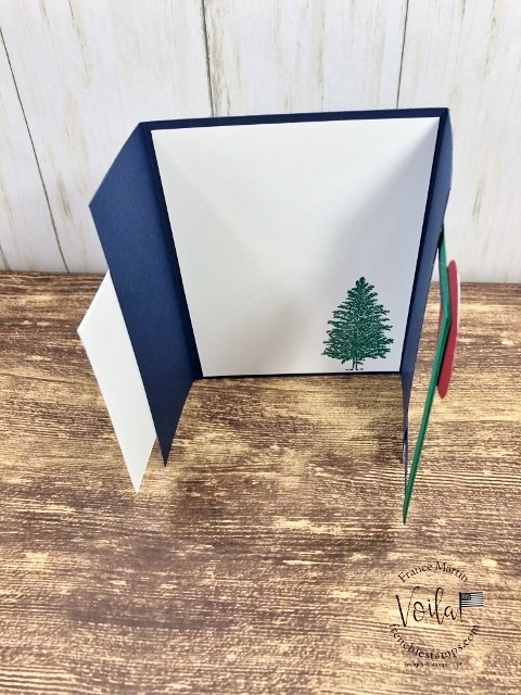 How to make a interlock card vertical and horizontal.