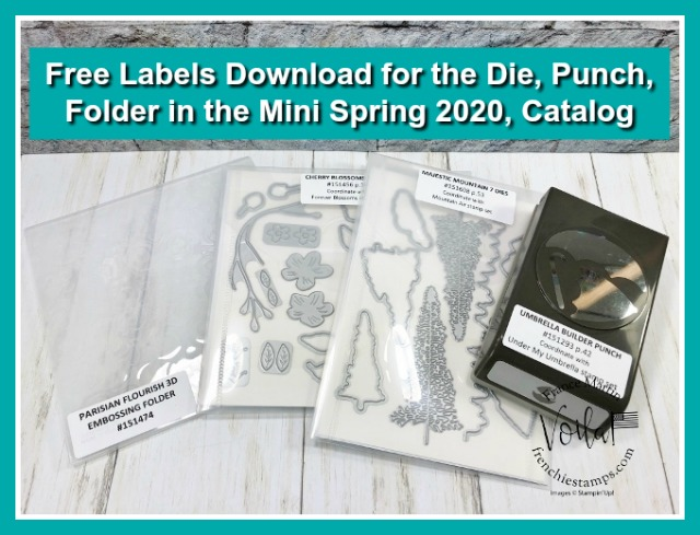 Labels to Organize your 2020 Spring Products